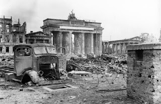 Brandenburg Gate, June 1945
