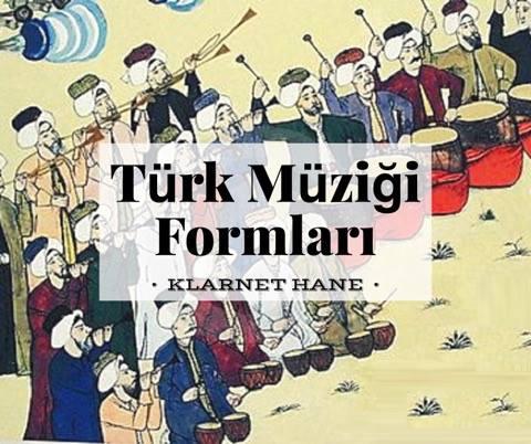 Türk Müziği Formları