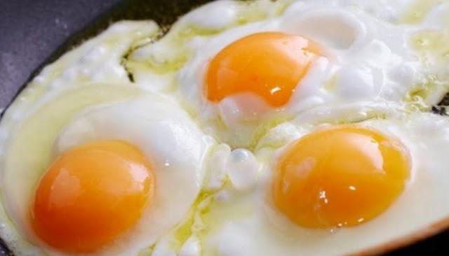 Konsumsi Tiga Butir Telur Setiap Hari, Rasakan Delapan Manfaat Kesehatan Berikut