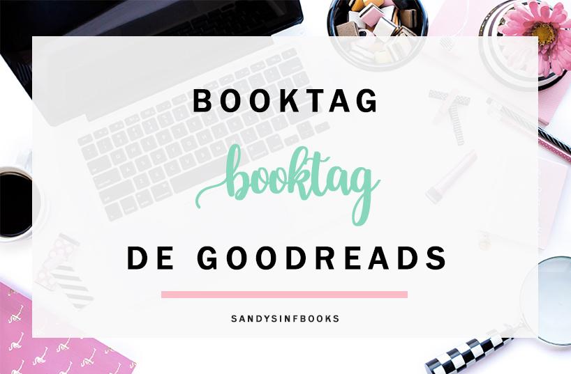 booktag literario de goodreads