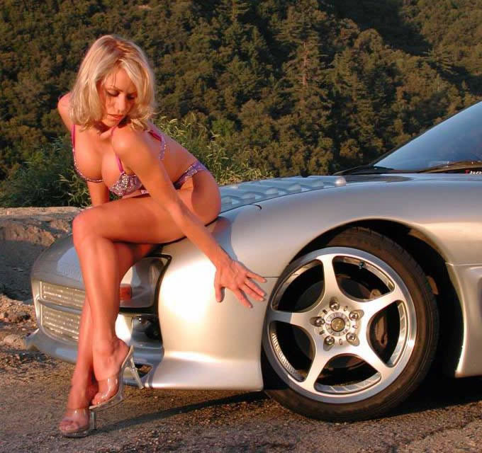 2012 Cars Wallpaper: Cool Cars And Hot Girls