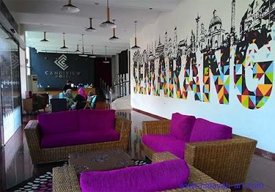 Staycation di Candi View Hotel Dengan Pemandangan Laut dan Bandara