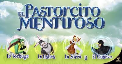 EL PASTORCITO MENTIROSO (TEATRO PARA TODA LA FAMILIA) 2