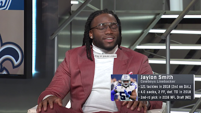 http://www.nfl.com/videos/nfl-network-gameday/0ap3000001011702/Jaylon-Smith-Rams-defense-needs-to-contain-Alvin-Kamara