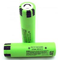 Ori Baterai Panasonic ICR 18650 3200mAH