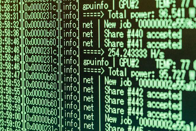 ビッグデータを解析するプログラムのイメージ