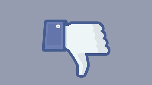 Facebook begins the test of its Reddit-like downvote Button