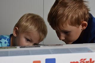 Kinder Modelleisenbahn