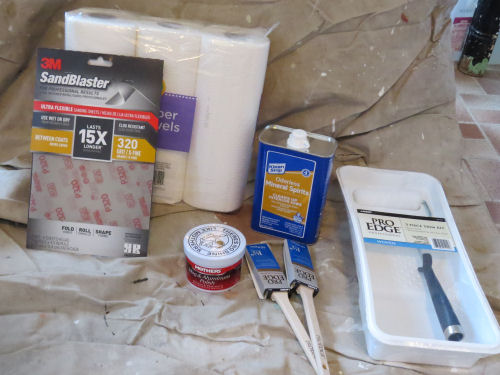 trailer refurbishing supplies