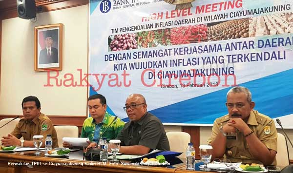 tpid se ciayumajakuning ikuti high level meeting