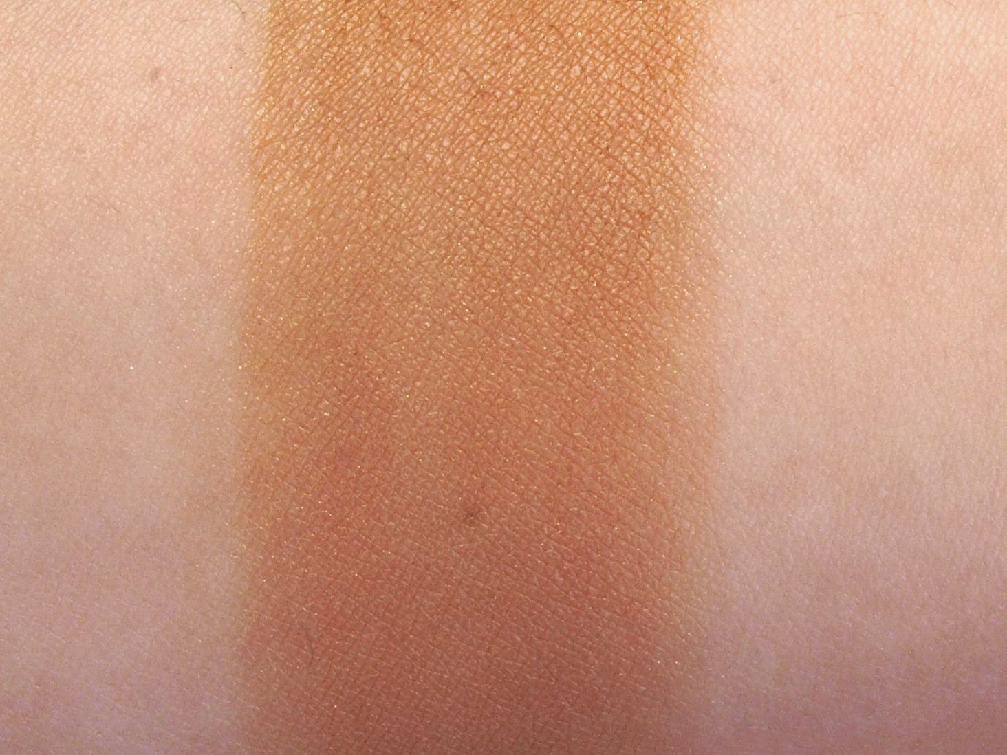 Lancôme Golden Riviera Summer 2014 Collection Star Bronzing Powder and Bronzing Brush: Review and Swatches bronzer