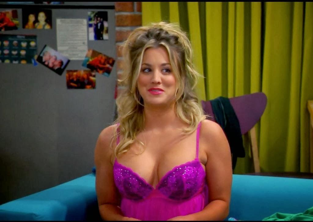 Big Bang Theory Penny Hot