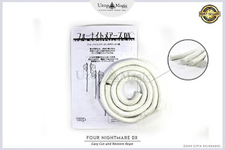 Jual Alat Sulap Four Nightmare DX