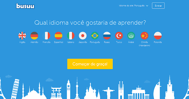Aplicativos e sites para aprender Inglês sozinho