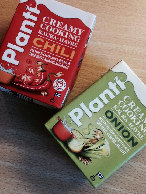 Plantin kaurakermat chili ja sipulimauissa