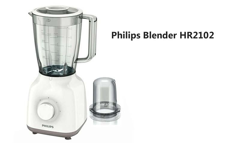 Philips Blender HR2102 Untuk Mulai Jualan Jus Buah