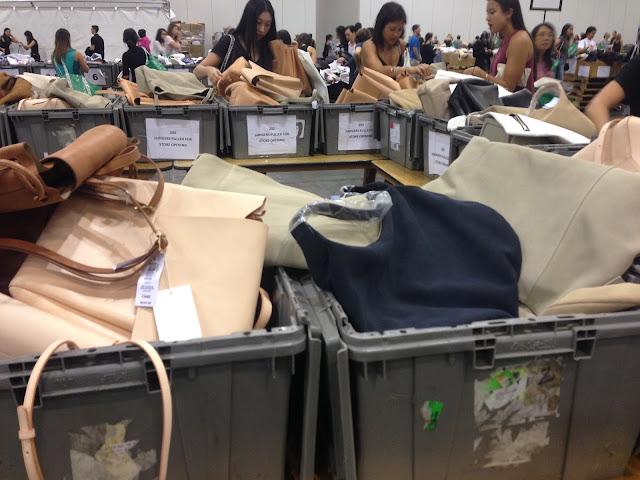 Aritzia Warehouse Sale 2017 leather handbags purses