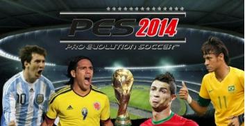PES 2014 APK Offline