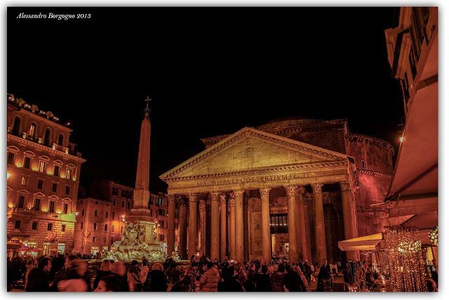 Roma, Pantheon - Esterno