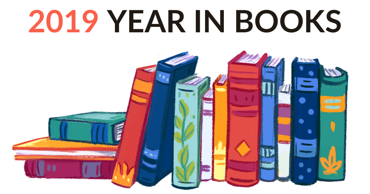 My Year 2019 in Books