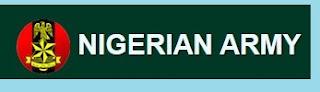 2018 Nigerian Army Recruitment: Journalist, Photographer & Video Cameraman/Woman