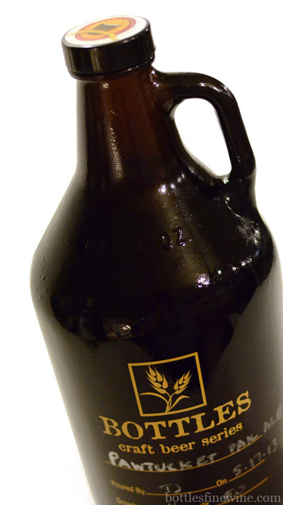 bucket brewery growlers bottles providence rhode island
