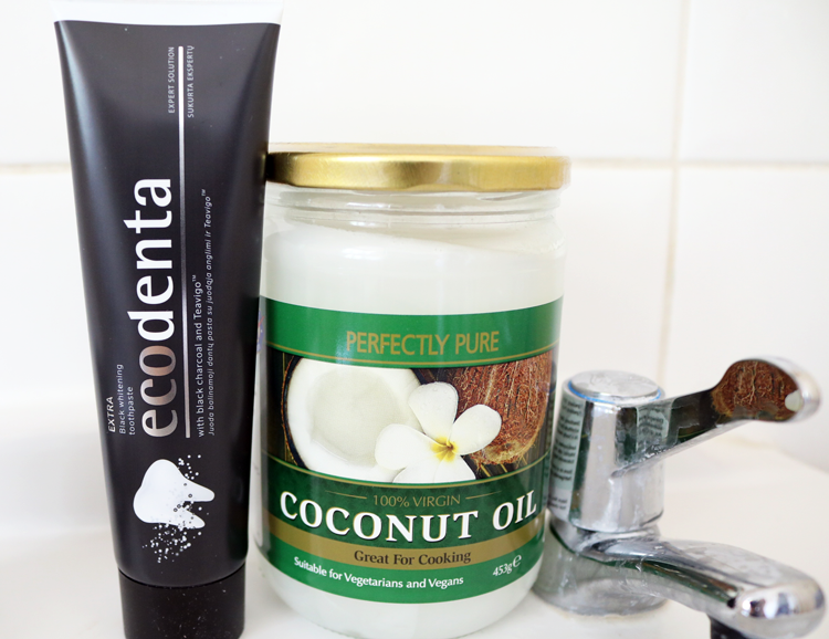 Green Beauty: Trying Out A Natural Dental Hygiene Routine