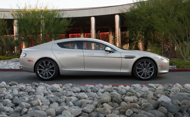 2010 Aston Martin Rapide Review