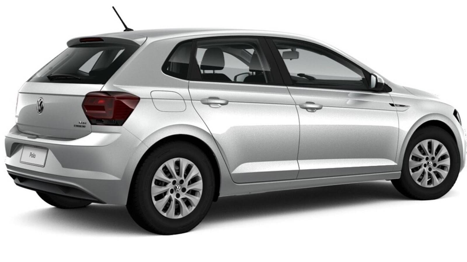 VW Polo 1.6 MSI Automático 2019  preço - R  62.690 reais  866f3012b0d68