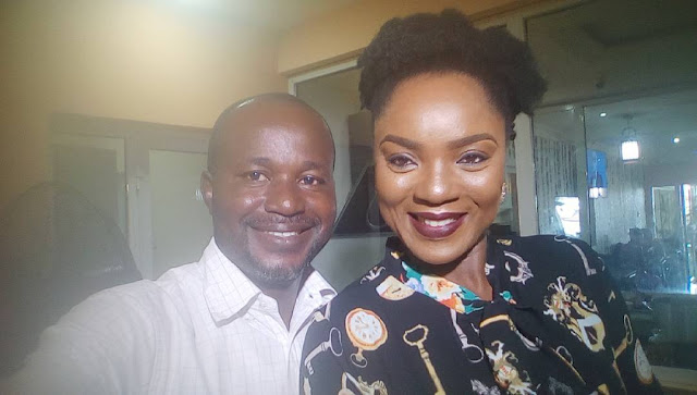 Photos Amp Video Chioma Akpotha Had Dinner With 3 Lucky