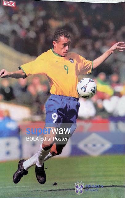 Poster Franca Brazil 2000