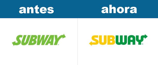 Rediseño de  Subway