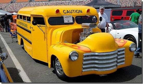 Ônibus Hot Rod