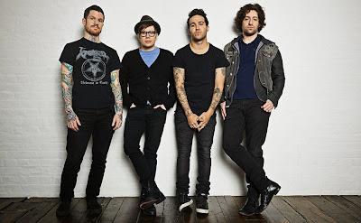Daftar 10 Lagu Terbaik Fall Out Boy