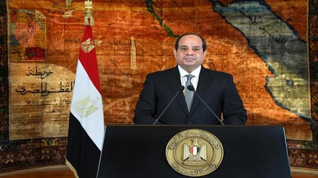 Egyptian President Abdel Fattah el-Sisi names five former army generals as provincial governors