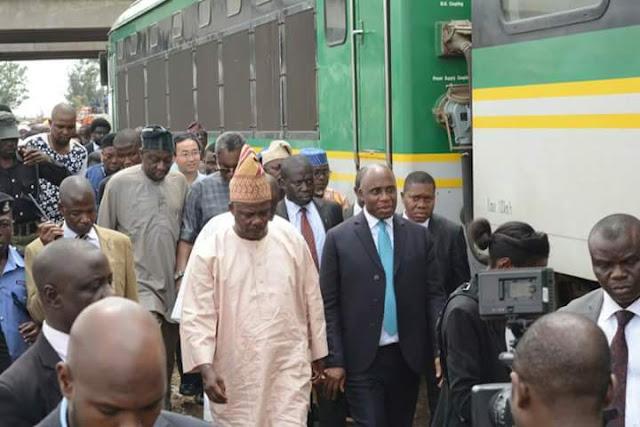 Amosun, Amaechi Met on Resolution of Lagos-Ibadan Rail/Sango Flyover Impediment