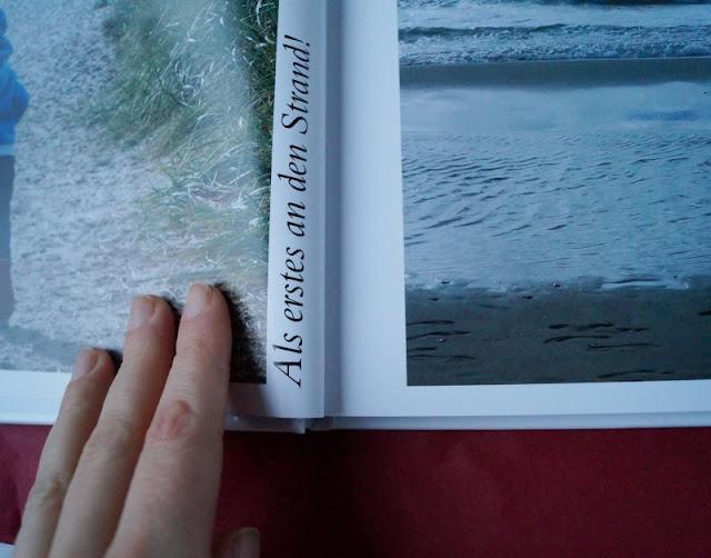 Urlaubsbuch