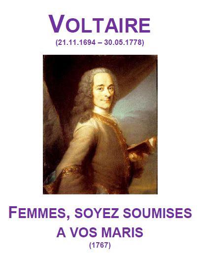 Voltaire Femmes Soyez Soumises à Vos Maris : voltaire, femmes, soyez, soumises, maris, Bienvenue, Voltaire, Femmes,, Soyez, Soumises, Maris