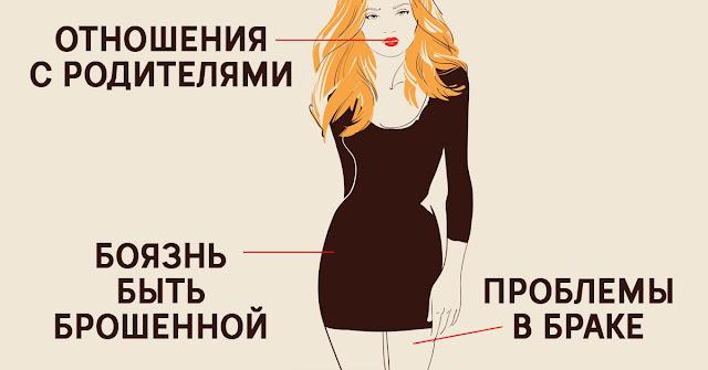 Оливье Сулье: «Все твои проблемы и страхи можно прочитать по телу!» Особенности женских форм.