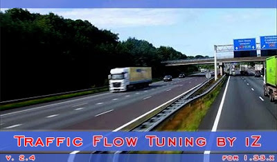Traffic Flow Tuning by iZ 2.4