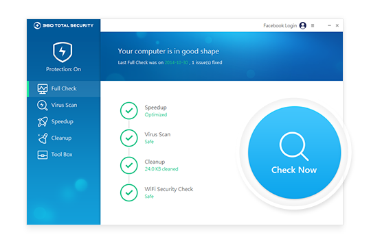 360 Total Security 2016 Download