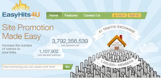 pengunjung merupakan nyawa dalam suatu web Cara Cepat Meningkatkan Traffic Pengunjung Blog dengan Traffic Exchange