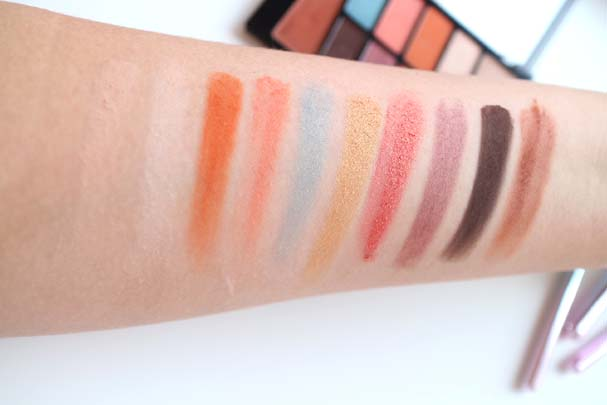 Wet n Wild Eyeshadow Palettes - Not a Basic Peach | The Beauty is a Beast