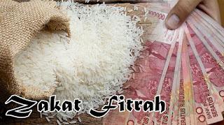zakat fitrah di bulan ramadhan
