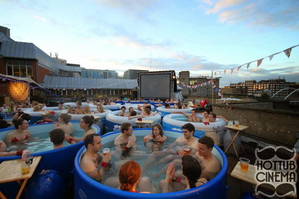 Hot Tube Cinema London