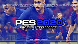 Download FTS Mod PES 2020 Apk Data Obb for Android