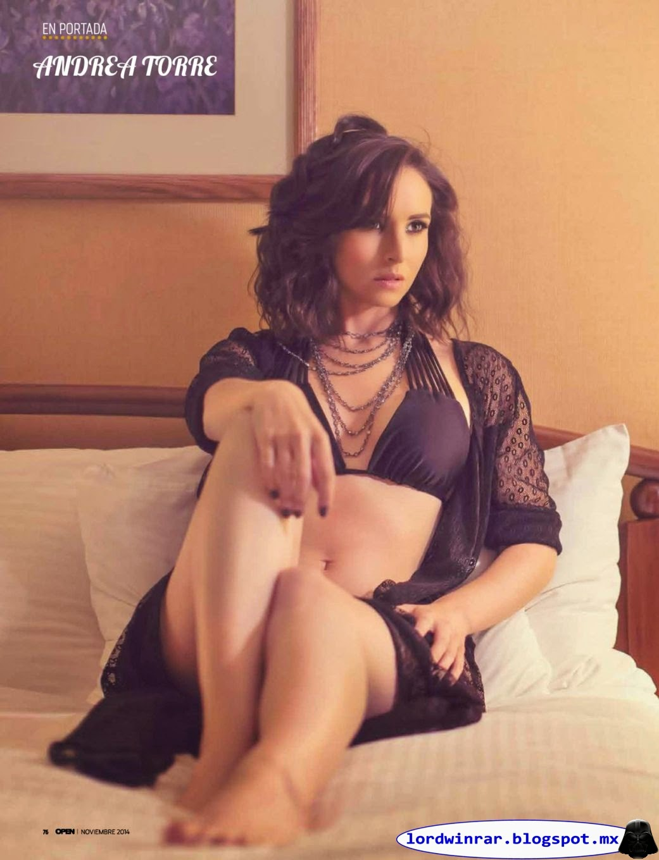 Andrea Torre Desnuda ▷ andrea torre revista open mexico noviembre 2014 [fotos]