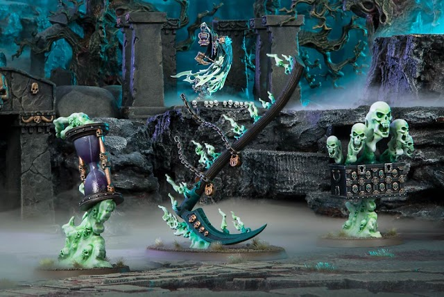 New Eternal Spell Previews: Stormcast and Nighthaunts