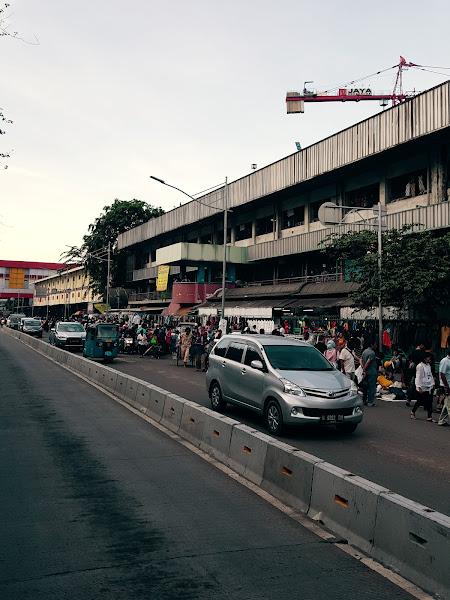Seberang Pasar Senen