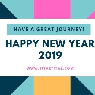 [Greetings] Happy New Year 2019